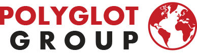 Polyglot group logo